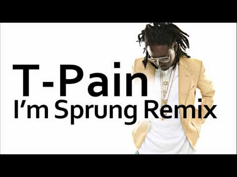 I'm Sprung 2 - T-Pain