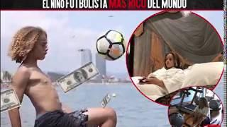 Así es la vida de xavi simons,el niño futbolistas mas rico del mundo) (#LA_GAMBETA_SPORTS)