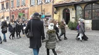 Warsaw Прогулка по Варшаве. Старый город