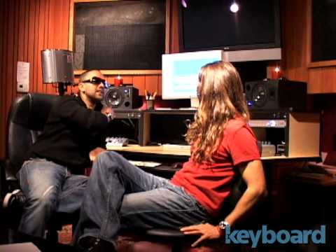 Keyboard Magazine RedOne Video Interview Part 6