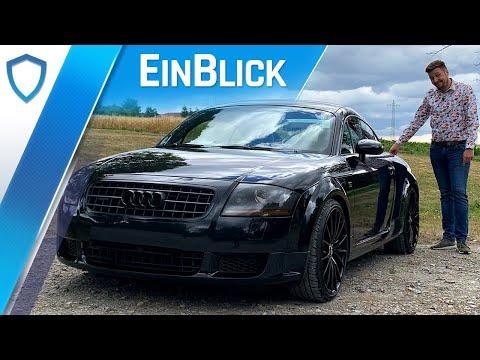 Audi TT 8N 3.2 quattro (2004) - Polarisierendes Design, erprobte Technik! | Test & Review