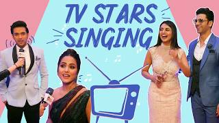 TV Stars Sing Their Favourite Show's Title Songs | MissMalini