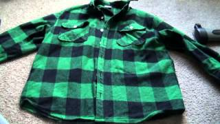 Extra Heavy Weight Brawny Flannel Shirt By Rothco REVIEW