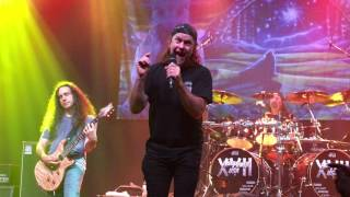 "Fates Warning - ""Exodus"" live @ Progpower 2016 original lineup"