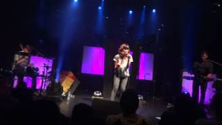 "Dragonette ""My Work is Done"" El Rey Theater Sept 25, 2012"