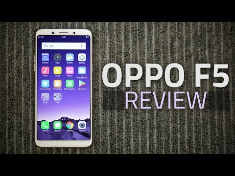 Oppo F5 Review | Camera, Specs, Performance Review, and More