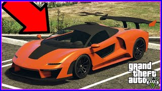 *TOP 5* FASTEST CARS IN GTA 5 ONLINE *Top Speed Edition* (Diamond And Casino Resort DLC)