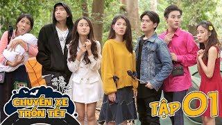 CHUYẾN XE TRỐN TẾT | TẬP 1 : Hành Trình Bão Táp | Phim Hài Tết LA LA SCHOOL 2020