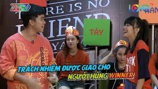 Winner chỉ tập trung CHĂM LO Việt Thi còn trách yêu EM ƠI em làm cái gì vậy 😍