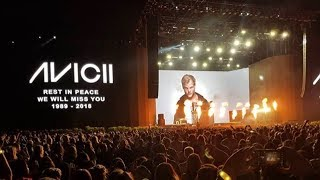 Tributes to Avicii by Famous DJs/Musicians + Sweden & Church Bells Tribute