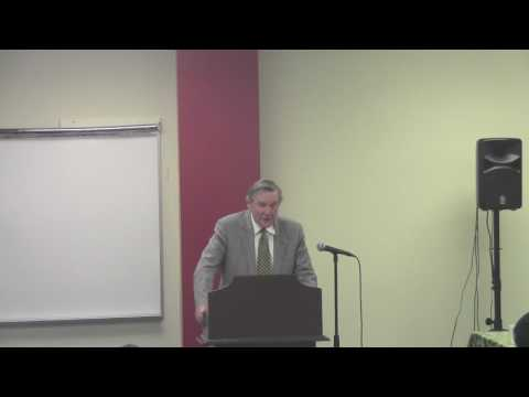Friday Night Lecture Series: Dr. Stephen F. Brown | Part One