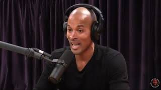 David Goggins:  I Rubbed Some People in the SF Community the Wrong Way