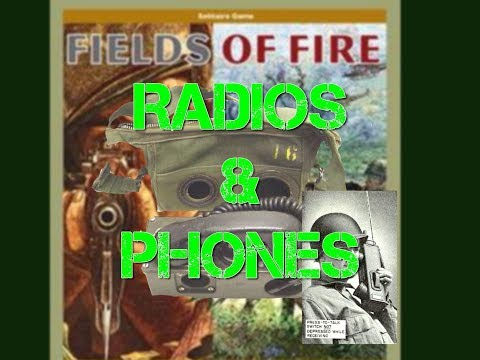 Communications, radios and phone tutorial