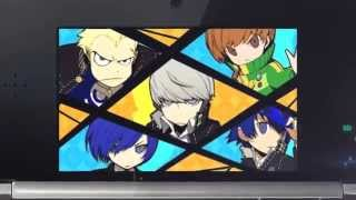 Minisatura de vídeo nº 1 de  Persona Q: Shadow of the Labyrinth