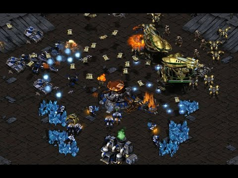 Bisu (P) v Sea (T) on Circuit Breakers - StarCraft  - Brood War REMASTERED