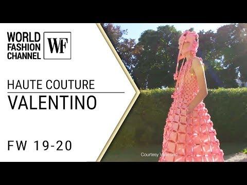 Valentino | Haute Couture Fall-winter 19-20 Fashion Show