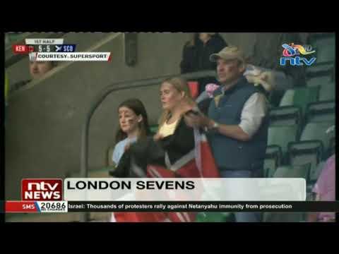 Kenya 7s lose 31-17 to France in London Sevens