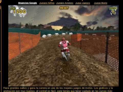 quiero descargar juegos de motos