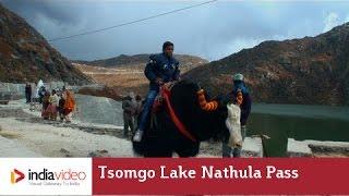 Tsomgo Lake - A glacial lake in Sikkim