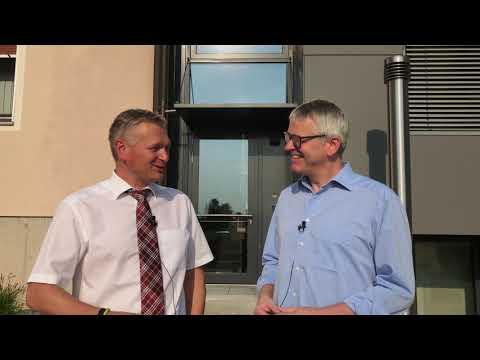 Beispielvideo Kurzinterview mit dem Bürgermeister