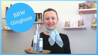 Bath & Body Works - Gingham Review