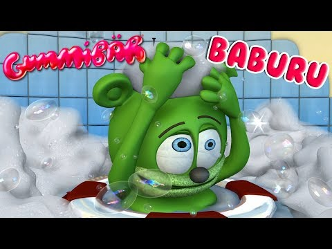 バブル BABURU - BUBBLE UP (Japanese Version) - Gummibär Gummy Bear Song