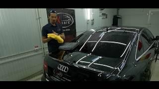 Cum și cu ce usuci mașina după ce ai spălat-o
