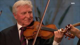 """Arve Tellefsen et al: """"Czardas"""" (V. Monti) - """"Festkonsert for Arve Tellefsen - 80 år"""" - 14.12.16"""