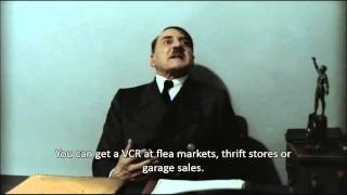 Hitler's How To's: Convert your tapes to DVD