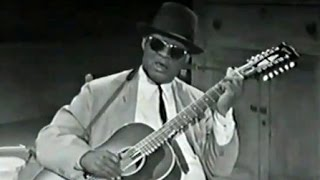 Reverend Gary Davis Style in C - Jim Bruce Blues Guitar Lessons