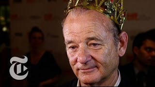 Bill Murray & Others Have Advice for the New Carpetbagger | The New York Times