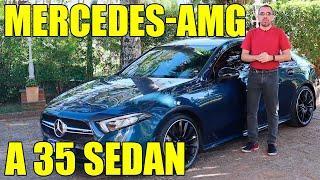 Mercedes-AMG A 35 Sedan 2021