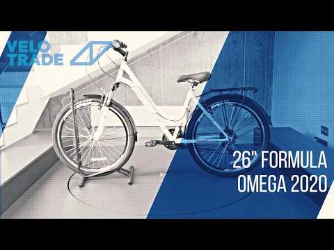 """Велосипед 26"""" Formula OMEGA 2020: video"""