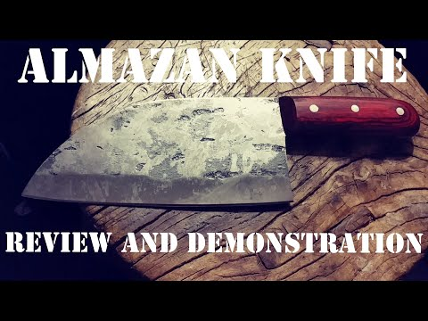 ALMAZAN KNIFE REVIEW
