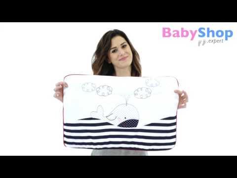 Bettwäsche für Babybett im maritimen Design - babyshop.expert