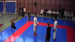 preview picture of video 'Combate Tai jitsu Picassent 2011'