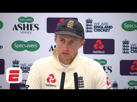 England's heart and high character something to build off of - Joe Root   2019 Ashes