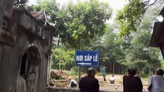 preview picture of video 'Đền và tượng Thánh Gióng SócSơn HàNội 2012'