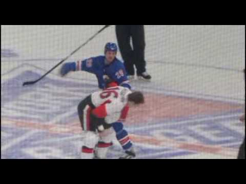 Brian McGrattan vs Colton Orr