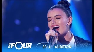 Rebecca Black: She Is Back And Has A MESSAGE To The HATERS   'Bye, Bye, Bye'! | S2E1 | The Four