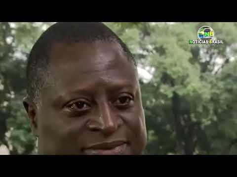Helio Bolsonaro ( Negão ) chora ao Falar de Bolsonaro Globo News