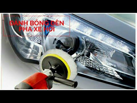 HUY AUTO | Chăm sóc xe hơi Tây Ninh | Đánh bóng đèn xe hơi | Phục hồi đèn pha xe hơi