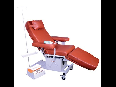 Blood Bank Donor Couch