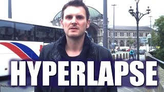 preview picture of video 'Backwards Hyperlapse through Nuremberg'