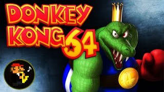 ♫Final Boss - King K.Rool Battle ReOrchestrated! Donkey Kong 64 - Extended!