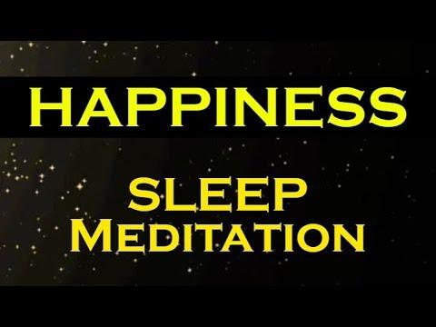 The SECRET to Happiness ~ A Sleep Meditation