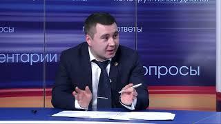 Начальник отдела антимонопольного контроля и энергетики УФАС РФ по Ленобласти Руслан Абейдулин
