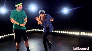 Tinashe Teaches 'The Whip' - So You Know You Can't Dance Ep. 2