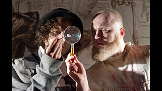 Sherlock Homes – 1. dejstvo