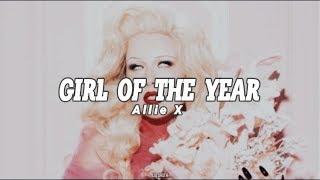 Allie X   Girl Of The Year (EspañolLyrics)